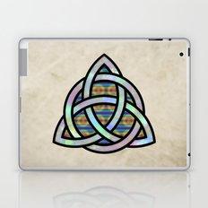 Eternal Love - Celtic Symbol Laptop & iPad Skin