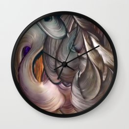 And Truth Wall Clock