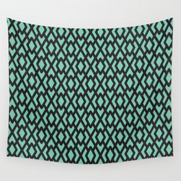 Moroccan Fencing, Wall Tapestry