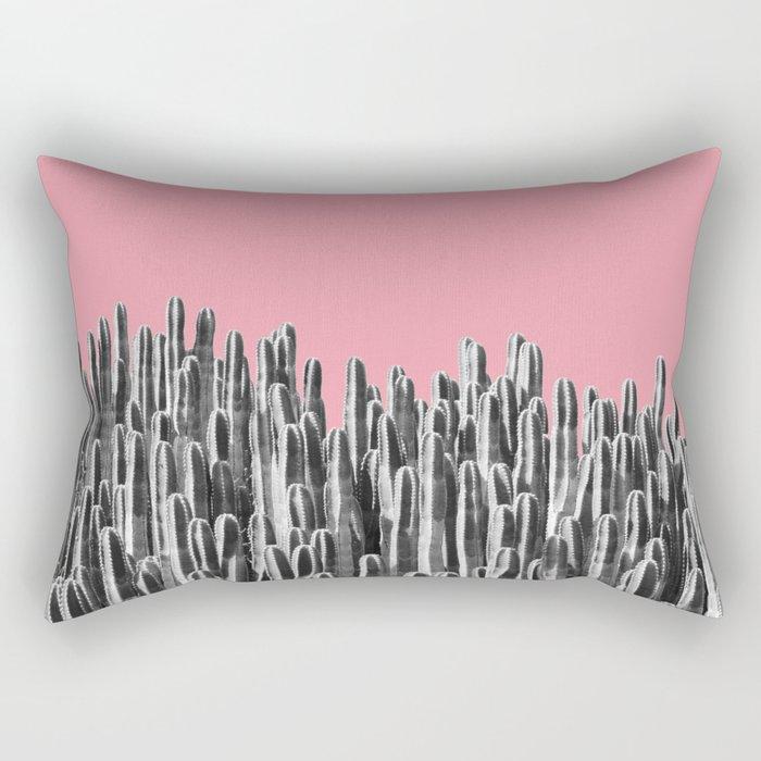 Cacti 02 Rectangular Pillow