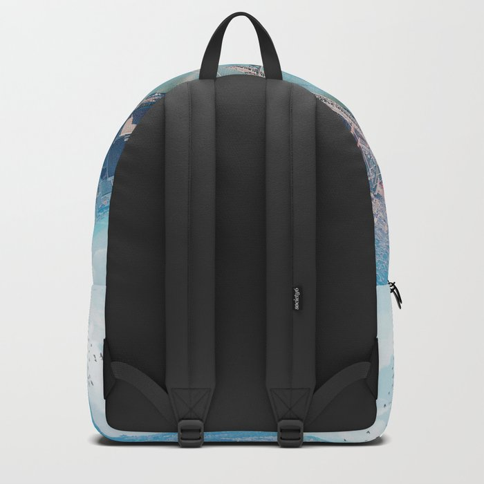 The Heart of San Francisco Backpack