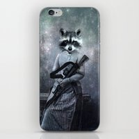 gangster iPhone & iPod Skins featuring Gangster by ppatphoto