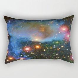 Molecular Cloud Near Orion's Belt Rectangular Pillow