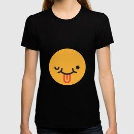 Emojis: Crazy face T-shirt
