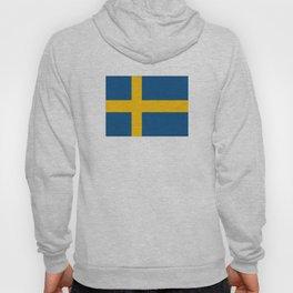 flag of sweden Hoody
