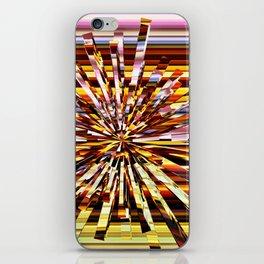 Energy Burst iPhone Skin