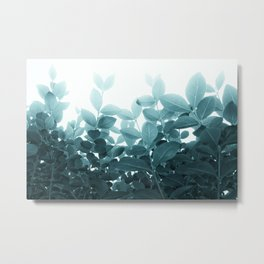 Grow and Glow Metal Print