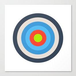 Target XIII Canvas Print