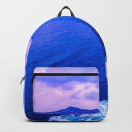 Aegean sea Backpack