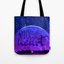 Home is where the heart aches Tote Bag