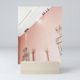 Blush Space Mini Art Print