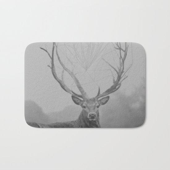 The Deer Bath Mat