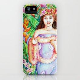 Hakulei iPhone Case