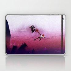 Ninja vs Pirate Laptop & iPad Skin