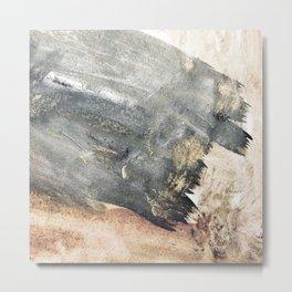 Abstract A1 Metal Print
