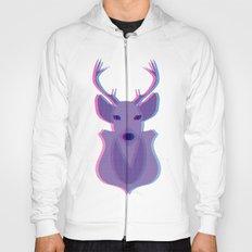 Deer Head Hoody