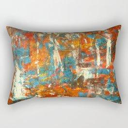 An Oasis In A Desert Rectangular Pillow
