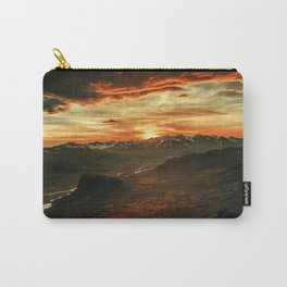Fire Mountain Carry-All Pouch
