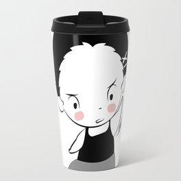 Clumsy  ballerina Travel Mug