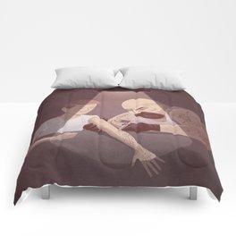 Grow Fast Comforters