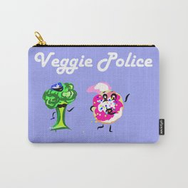 Veggie Police Carry-All Pouch