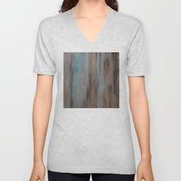 Classic Streams of Color Unisex V-Neck