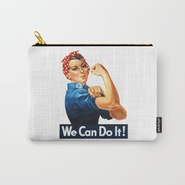 WE CAN DO IT Pop Art Carry-All Pouch