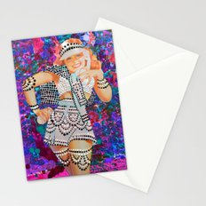 Tennis Practice Stationery Cards