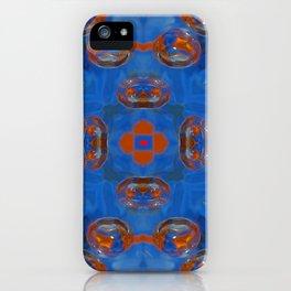 Kap Kaleidoscope Abstract 02 iPhone Case