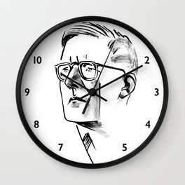 Shostakovich Wall Clock