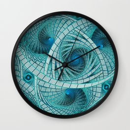 Dragon Egg Wall Clock