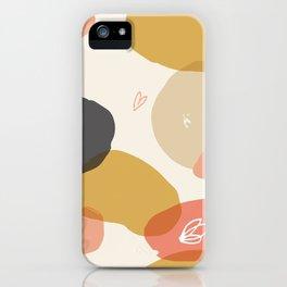 Love Garden 1 iPhone Case