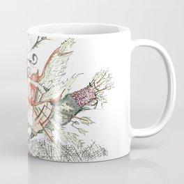 The Wild Badminton Birdie Coffee Mug