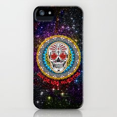 Day of the Dead Slim Case iPhone (5, 5s)