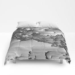 Japanese Glitch Art No.3 Comforters