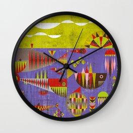Paul Marine Wall Clock