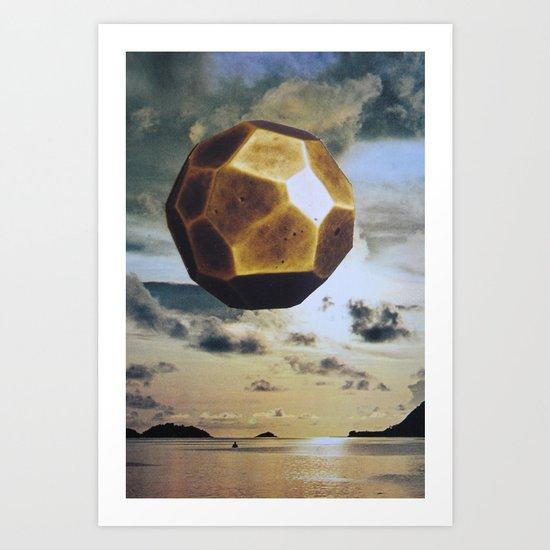 Sky Phenomenon Art Print