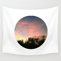serenity Wall Tapestries featuring Serenity by Lanese Love