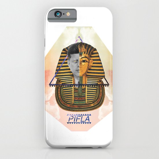 Kennedy was a Pharaoh iPhone & iPod Case