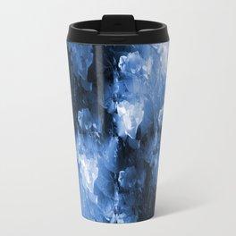 The Sound Barrier in Blue..... Travel Mug