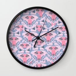 On The Hunt. Wall Clock