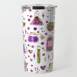Galaxy Potions - Magenta Palette Travel Mug