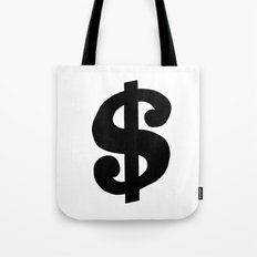 One Dollar Tote Bag