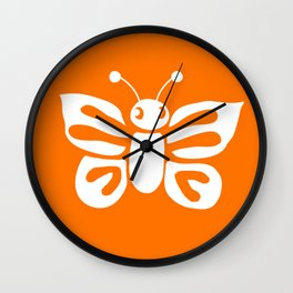 Flyer Wall Clock