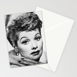 Lucille Ball : I Love Lucy Beauty Stationery Cards