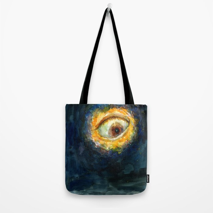 The Moon Eye Tote Bag