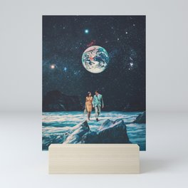 I promise You we will be Back Soon Mini Art Print