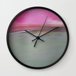 underneath Wall Clock