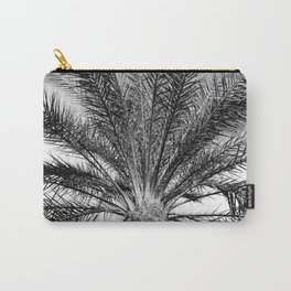 Palm Tree Upshot at Twilight Carry-All Pouch