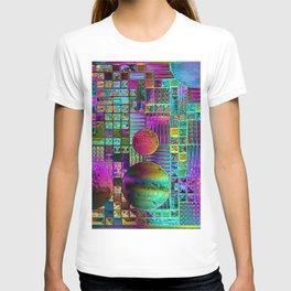 FLR WINDOWS T-shirt